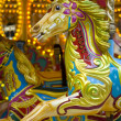 Fairground carousel — Stock Photo #8790349