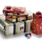 Christmas presents — Stock Photo #8790591