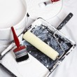 Painting and decorating — Stock Photo #8858801