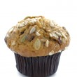 Healthy choice muffin — Stock Photo