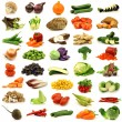 Collection of fresh vegetables - 