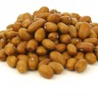 Bunch of brown beans — Stock Photo #9253270