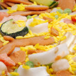 Frozen paella — Stock Photo #9387627