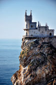 Swallow's Nest Castle — Foto de Stock