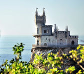 Swallow's Nest Castle — Stock Photo