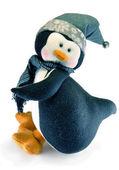 Pinguino giocattolo — Foto Stock
