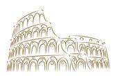 Coliseum — Stock Vector
