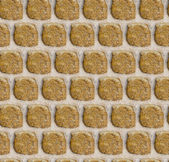 Wall of stones (constructed seamless image) — Stock Photo