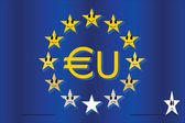 European hierarchy — Stock Vector