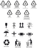 Symboles de paquet — Vecteur