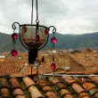 View of historical cuzco, peru — Stock Photo