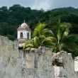 Pirates bay in panama - Stock Photo