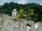 Pirates bay in panama — Stock Photo