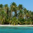 Stock Photo: Paradise island, panama, SBlas