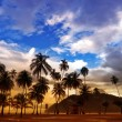 Maracas Beach - panorama — Stock Photo