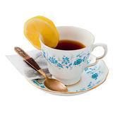 Tazza di tè di Cina 02 — Foto Stock