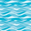 Seamless pattern water — ストックベクタ
