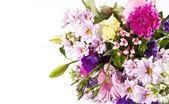 Fondo de ramo de flores — Foto de Stock