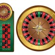 Roulette Wheel — Stock Vector #9064966