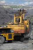 Opencast mining — Stock Photo