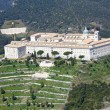 Montecassino monastery - Stock Photo