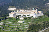 Montecassino monastery — Stock Photo