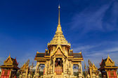 Place for Royal Cremation of Her RoYal Highness Princess Bejarat — Stock Photo