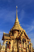 Place for Royal Cremation of Her RoYal Highness Princess Bejarat — Foto de Stock