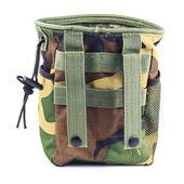 Ammunition bag for (cartridge) Bullet of shotgun — Stock Photo