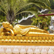 Stock Photo: Thai BuddhGolden Statue. BuddhStatue in Thailand