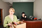 Fired Employee — Stock Photo