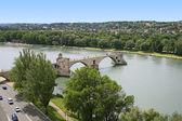 Bridge of Avignon — Stock Photo