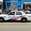 Stock Photo: Police Car