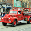 Stock Photo: Toronto Fire Vehicle