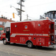 Toronto Fire Vehicle — Stock Photo