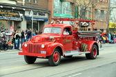 Toronto Fire Vehicle — Stock Photo