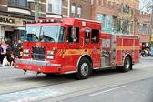 Vehículo de toronto de fuego — Foto de Stock