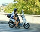 Love in Italy — Stock Photo