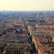 Stock Photo: View of Turin