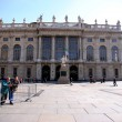 Palazzo Madama in Turin - Stock Photo