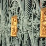 Turin Royal Palace Gate — Stock Photo