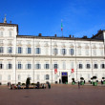 Turin's Royal Palace — Stock Photo