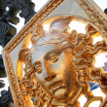 Golden Ornaments — Stock Photo