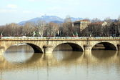 витторио эмануэле, которую я мост — Стоковое фото