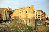 Roman Empire Ruins — Stock Photo
