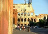 Rome Colosseum — Stock Photo
