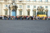 Quirinale Square — Stock Photo