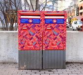 Canadian Mailbox — Stock Photo