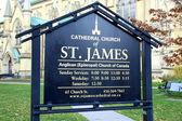 Catedral de st. james — Foto de Stock