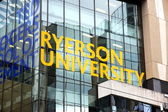 Ryerson University — Stock Photo